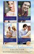 Romantic Getaways Collection (Mills & Boon e-Book Collections) (Romantic Getaways)