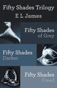 Fifty Shades Trilogy Bundle: Fifty Shades of Grey; Fifty Shades Darker; Fifty Shades Freed