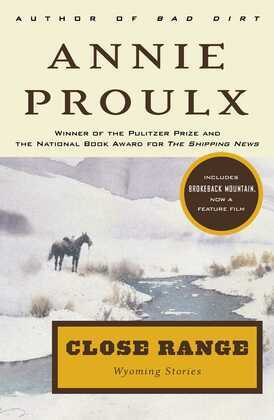 Close Range: Wyoming Stories