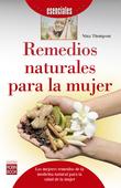 Remedios naturales para la mujer