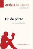 Fin de partie de Samuel Beckett (Analyse de l'oeuvre)