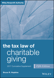The Tax Law of Charitable Giving, 2017 Supplement