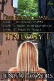 The Realms of War Trilogy 1 (Fantasy Goblin/Werewolf/Troll Gangbang Sex Erotica)
