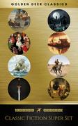 Classics Fiction Super Set (Golden Deer Classics)