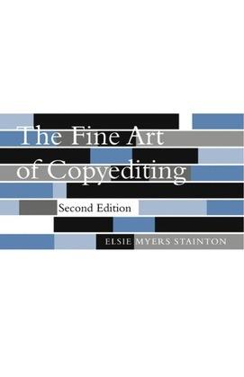 The Fine Art of Copyediting