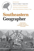 Carolina del Norte:  Geographies of Latinization in the South