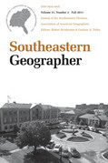 Southeastern Geographer