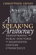 A Speaking Aristocracy