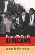 Proudly We Can Be Africans