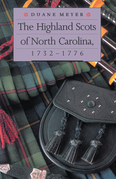 The Highland Scots of North Carolina, 1732-1776