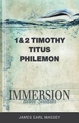 Immersion Bible Studies | 1 & 2 Timothy, Titus, Philemon