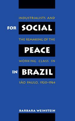 For Social Peace in Brazil