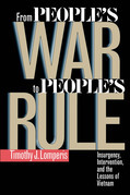 From People's War to People's Rule