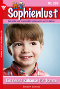 Sophienlust 224 - Liebesroman