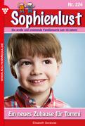 Sophienlust 224 – Familienroman