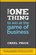 The One Thing to Win at the Game of Business: Master the Art of Decisionship -- The Key to Making Better, Faster Decisions