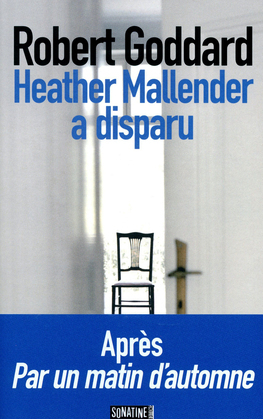 Heather Mallender a disparu