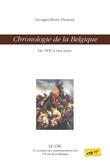 Chronologie de la Belgique