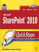 Microsoft SharePoint 2010 QuickSteps