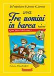 Tre uomini in barca a fumetti