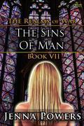 The Realms of War 7: The Sins of Man (Human Female / Multiple Male Trolls Fantasy Erotica)