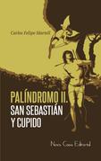 San Sebastián y cupido