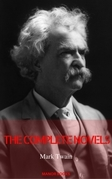 Mark Twain: The Complete Novels (Manor Books)