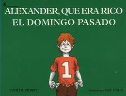 Alexander, Que Era Rico El Domingo Pasado