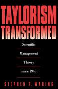 Taylorism Transformed