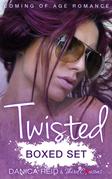 Twisted Saga Coming Of Age Romance