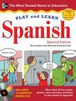 Play and Learn Spanish with Audio CD, 2nd Edition