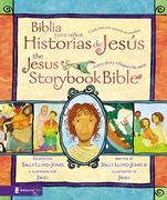 Biblia para niños, Historias de Jesús / The Jesus Storybook Bible