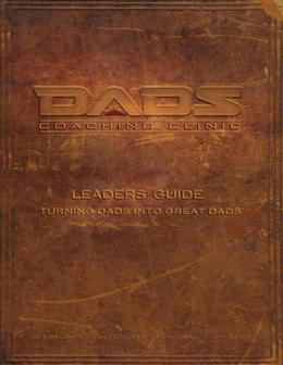 Dads Coaching Clinic Leader Guide