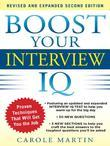 Boost Your Interview IQ 2/E