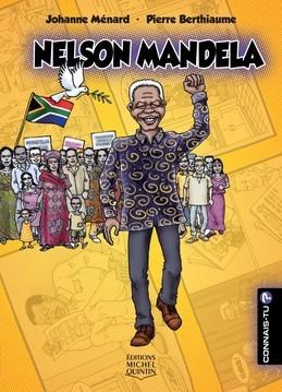 Connais-tu? - En couleurs 16 - Nelson Mandela