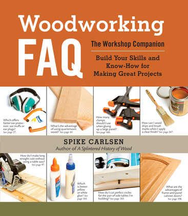 Woodworking FAQ