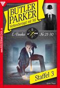 Butler Parker Staffel 3 - Kriminalroman