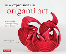New Expressions in Origami Art