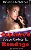Captured Space Cadets in Bondage