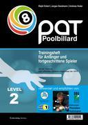 PAT Pool Billard Trainingsheft Level 2