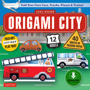 Origami City Ebook