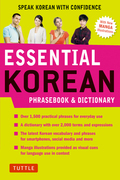 Essential Korean Phrasebook & Dictionary