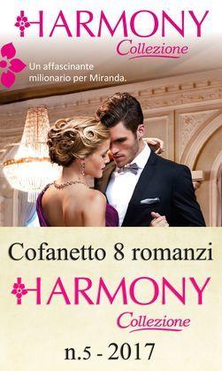 Cofanetto 8 romanzi Harmony Collezione-5