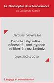 Dans le labyrinthe: nécessité, contingence et liberté chez Leibniz