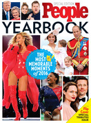 PEOPLE Yearbook: The Most Memorable Moments of 2016 & Those We Lost in 2016