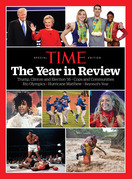 TIME A Year in Review: 2016: Trump, Clinton and Election '16 - Cops and Communities - Rio Olympics - Hurricane Matthew - Beyonce's Year