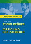 Tonio Kröger / Mario und der Zauberer
