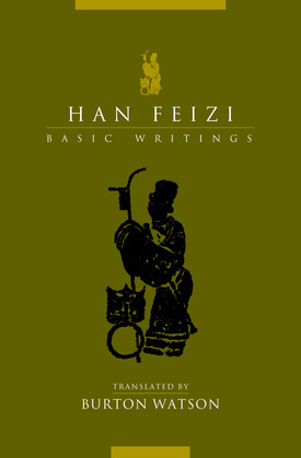 Han Feizi: Basic Writings