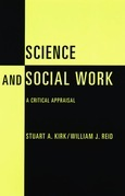 Science and Social Work: A Critical Appraisal