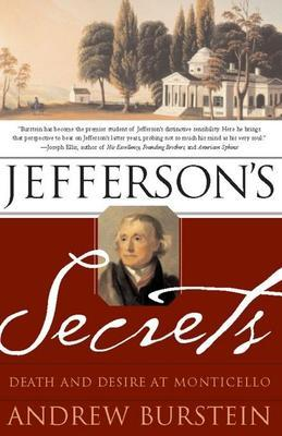 Jefferson's Secrets: Death and Desire at Monticello